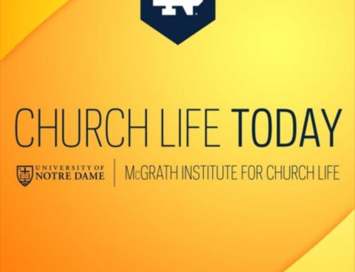Church Life Today – Gabriel Said Reynolds