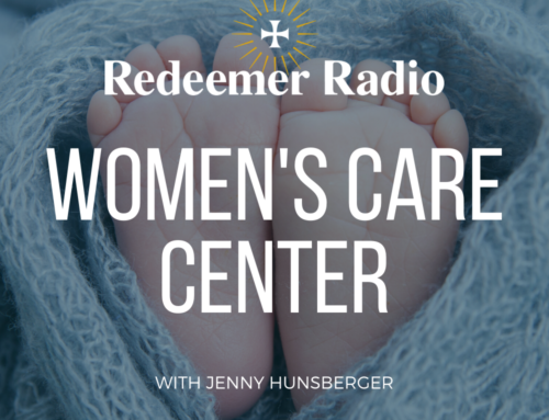 Women's Care Center – Interview with Jenny Hunsberger