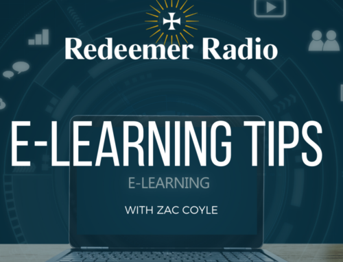 E-Learning Tips – Zac Coyle – Spirit in the Schools