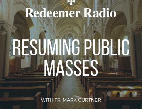 Public Masses to Resume in FWSB