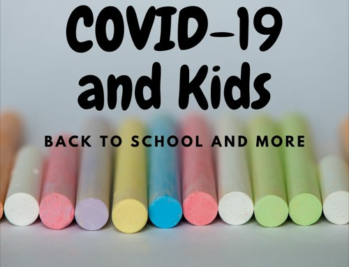 Doctor, Doctor –  #162 – COVID-19 and Kids: Back to School and More