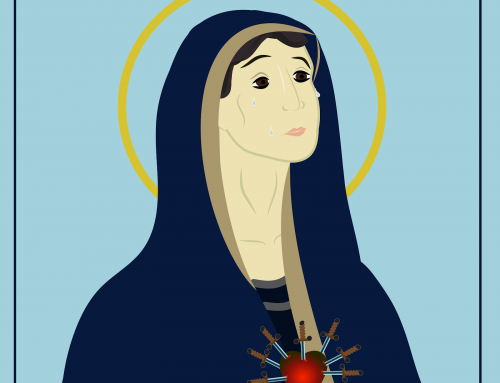 A Note From Our Intern – Our Lady of Sorrows