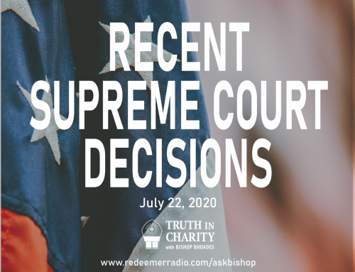 Truth in Charity – Recent Supreme Court Decisions