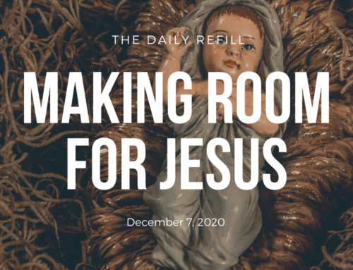 The Daily Refill – December 7, 2020