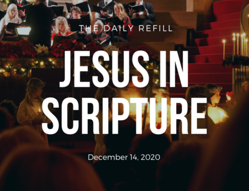 The Daily Refill – December 14, 2020