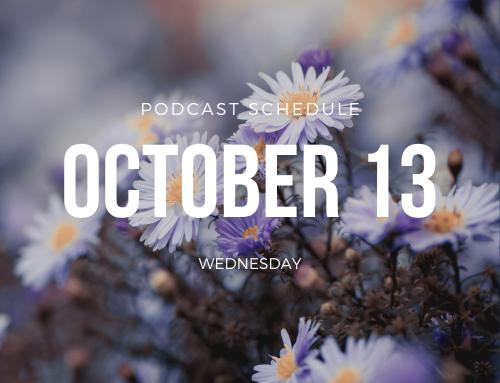 October 13, 2021