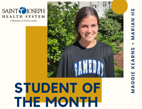 Student of the Month – Maggie Kearns